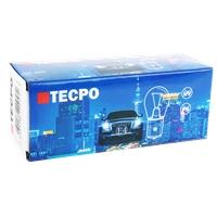 TECPO Glühlbirne P21W 12V 21W BA15S, 10 Stück