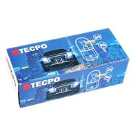TECPO Glühbirne R5W Autolampe, 12V 5W, BA15S, 10 Stück