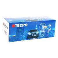 TECPO Glühbirnen-Set P21/4 12V 21/4W BAZ15D, 10 Stück