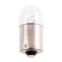TECPO Glühbirnen R10W 12V 10W BA15S, 10 Stück
