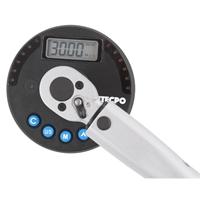 Digitaler Drehmoment Winkel Adapter 1/4 Zoll, 1.5-30 Nm