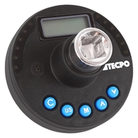 Digitaler Drehmoment-Adapter und Drehwinkelmeßgerät, 17-340 Nm, 1/2 Zoll