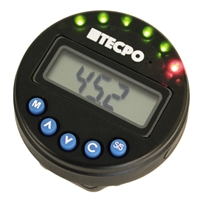 Digitaler Drehwinkel Messegerät 0-360 Grad mit Magnet + 1/2 Zoll Knarre