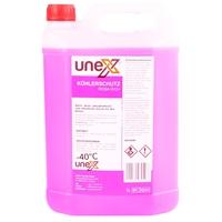 UNEX Kühlerfrostschutz G12+ -40°C, 5 Liter