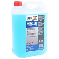 UNEX Winter Scheibenreiniger -20°C Fertigmischung, 5 Liter