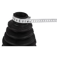 TECPO Achsmanschetten Schellen 28-65 mm, 7 mm Breit (kurz), 24 Teilig
