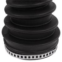 TECPO Achsmanschetten Schellen 60-124 mm, 9 mm Breit (lang), 24 Teilig