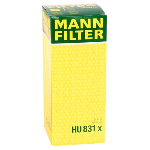 Mann Filter, Ölfilter