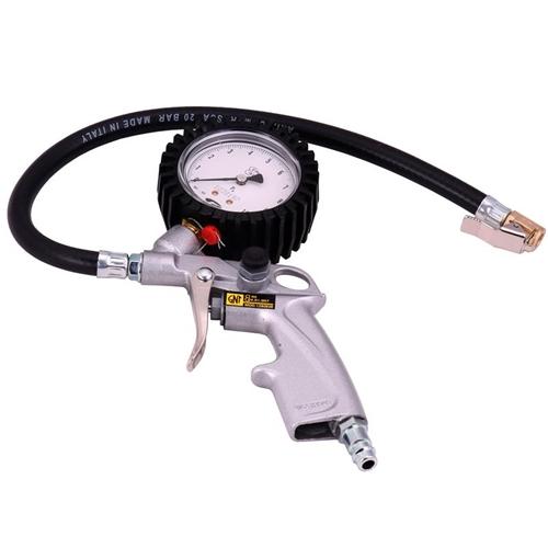 Druckluft Reifenfüller geeicht Reifenmesser Reifenprüfer Messgerät Reifenfüll