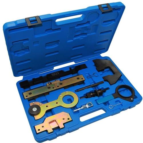 Arretierwerkzeug für BMW Benzinmotoren, 11-tlg.