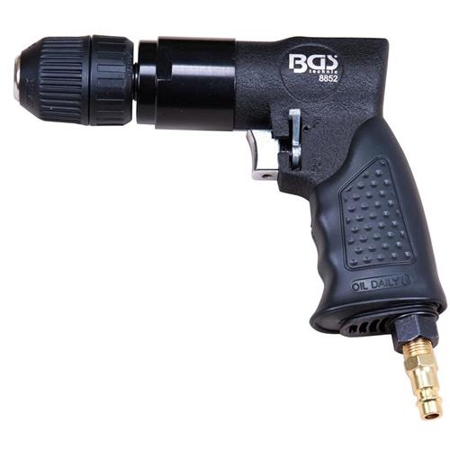 Druckluft Bohrmaschine mit 10 mm Schnellspann-Bohrfutter