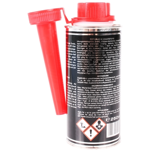 BORMAX® DPF Reiniger Additiv Nano Bor, 250 ml
