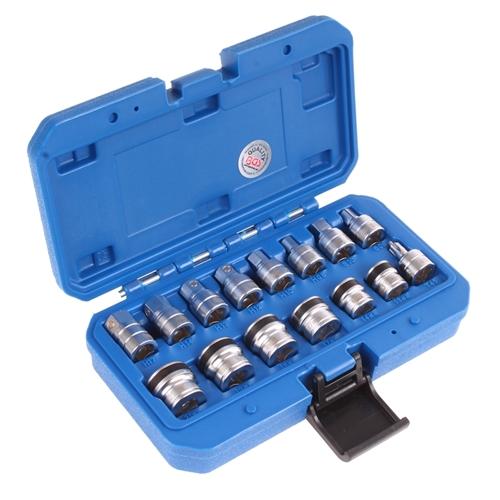 Magnet Einsätze für Ölablassschrauben, 15-tlg.
