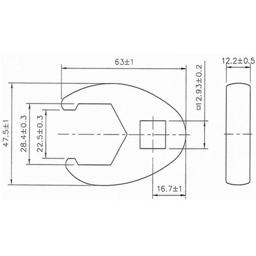 Vergaserreparatursatz Membransatz ers Walbro K22-HDA Dichtung Dolmar 116 117 120