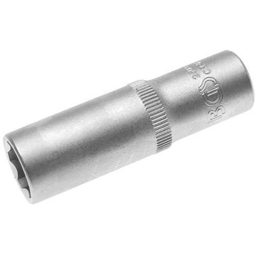 Steckschlüssel-Einsatz 10 (3/8), Super Lock, tief, 13 mm