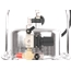 TECPO Druckluft Bremsenentlüftungsgerät, 5 Liter