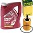 MANNOL Energy Combi LL 5W-30 API SN/CF, 4 Liter mit Ölfilter