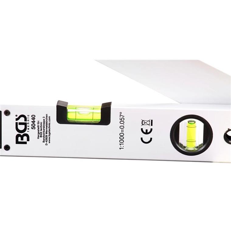 digitaler lcd winkelmesser mit wasserwaage 450 mm autoteile. Black Bedroom Furniture Sets. Home Design Ideas