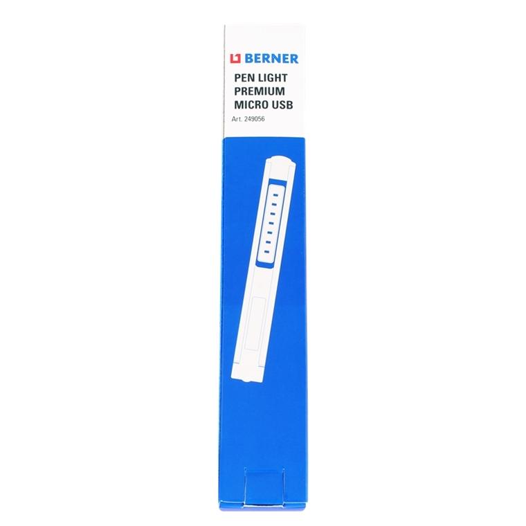 3x Berner Led Lampe Pen Light Premium Werkstattlampe Usb Li Io Akku Taschenlampe Ebay