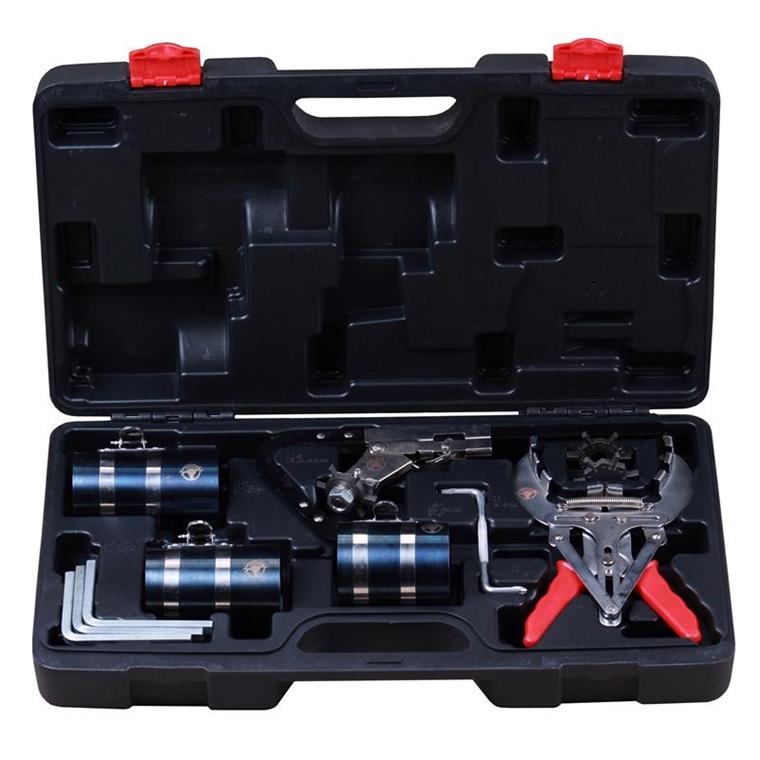 Kolbenring Spannband Set Satz Werkzeug Kolbenringzange Ringzange