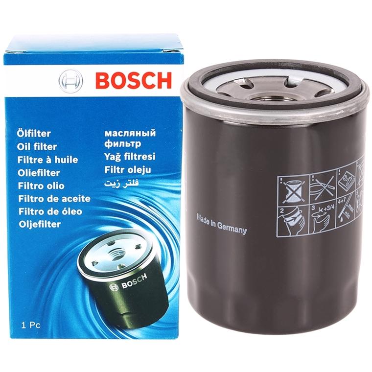 Adatto A CHRYSLER 300C ORIGINALE BOSCH a vite per filtro olio
