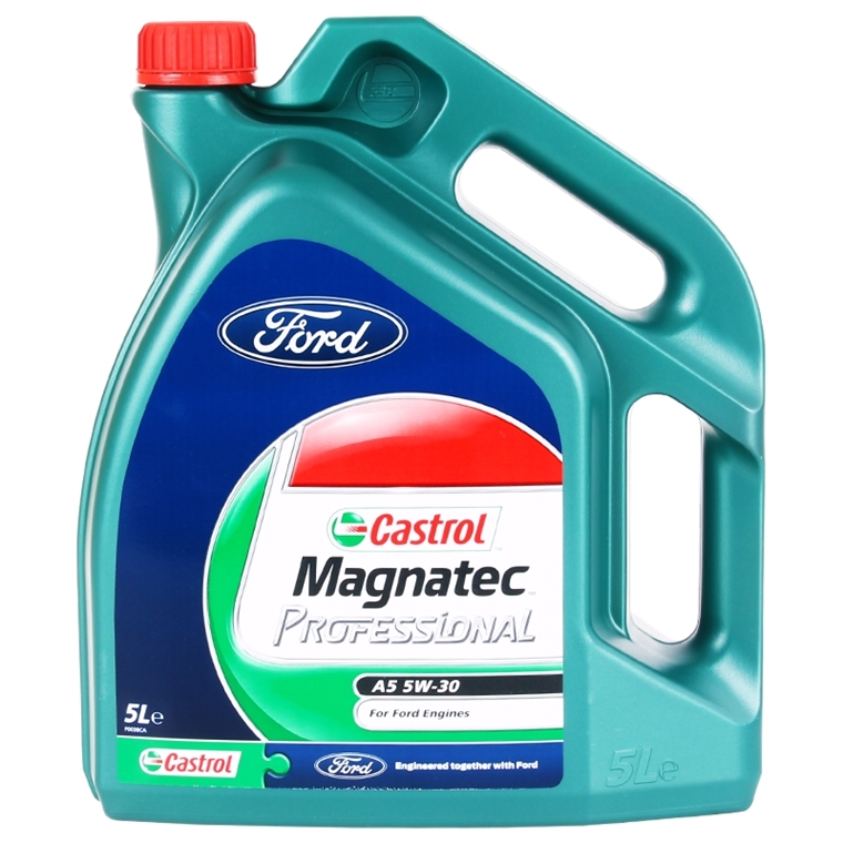 5 liter castrol magnatec professional a5 5w 30 l ford wss. Black Bedroom Furniture Sets. Home Design Ideas