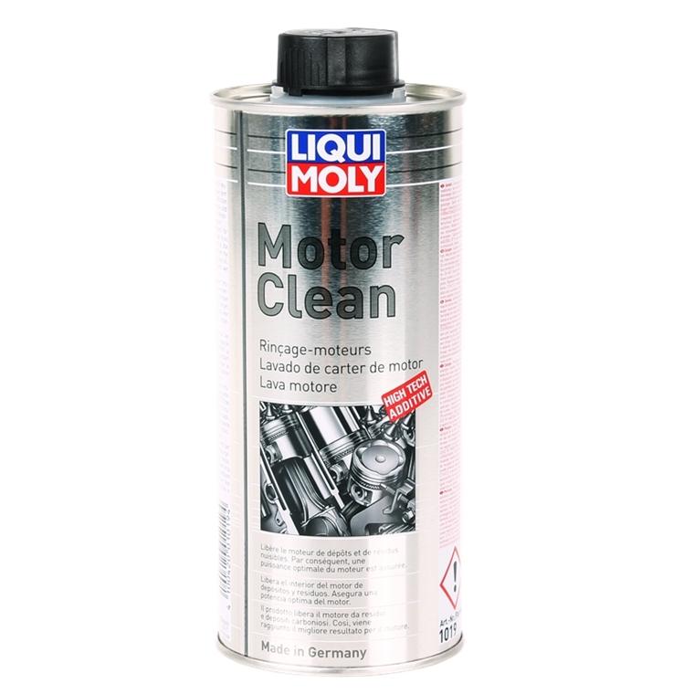 500 ml liqui moly motor clean motorsp lung motorreiniger motor reinigung lm 1019 ebay. Black Bedroom Furniture Sets. Home Design Ideas