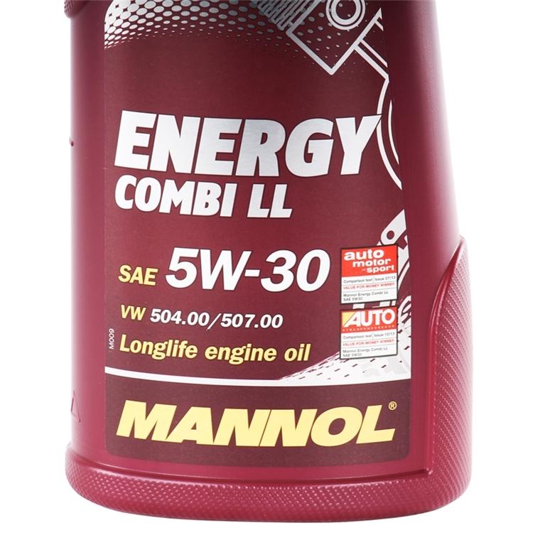 mannol energy combi ll 5w 30 api sn cf 1 liter autoteile. Black Bedroom Furniture Sets. Home Design Ideas