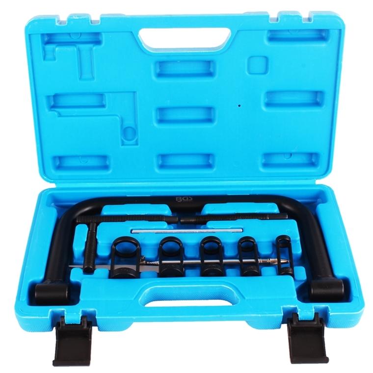 Universal Ventilfederspanner Ventilfederpresse Satz Ventil Montage KFZ Werkzeug