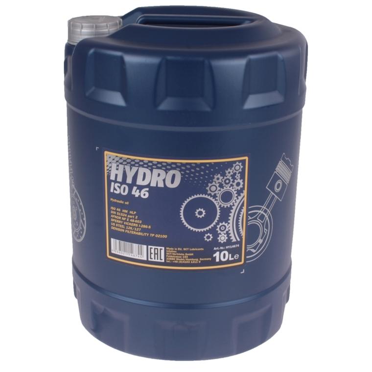 mannol hydro iso hlp 46 hydraulik l 10 liter autoteile. Black Bedroom Furniture Sets. Home Design Ideas