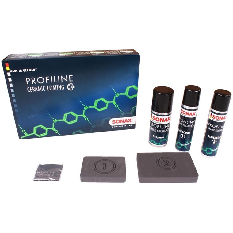 Sonax Profiline Ceramic Coating Cc36 Lackschutz